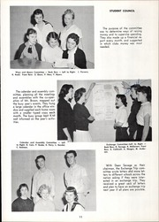 Page 15, 1958 Edition, Kent Meridian High School - Diadem Yearbook (Kent, WA) online yearbook collection
