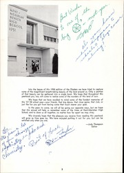 Page 6, 1958 Edition, Kent Meridian High School - Diadem Yearbook (Kent, WA) online yearbook collection