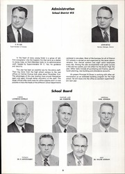 Page 9, 1958 Edition, Kent Meridian High School - Diadem Yearbook (Kent, WA) online yearbook collection
