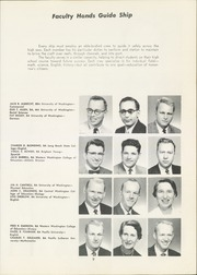 Page 13, 1961 Edition, Kent Meridian High School - Diadem Yearbook (Kent, WA) online yearbook collection