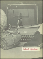 Page 11, 1950 Edition, St Pauls Cathedral High School - Book and Sword Yearbook (Pittsburgh, PA) online yearbook collection