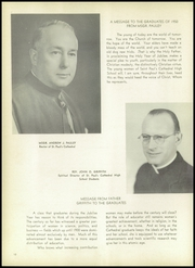 Page 16, 1950 Edition, St Pauls Cathedral High School - Book and Sword Yearbook (Pittsburgh, PA) online yearbook collection