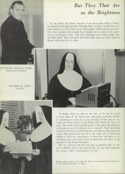Page 12, 1959 Edition, St Mary of the Mount High School - St Mary Yearbook (Pittsburgh, PA) online yearbook collection