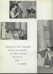 Page 16, 1959 Edition, St Mary of the Mount High School - St Mary Yearbook (Pittsburgh, PA) online yearbook collection