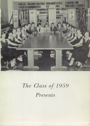 Page 5, 1959 Edition, St Mary of the Mount High School - St Mary Yearbook (Pittsburgh, PA) online yearbook collection