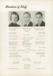 Page 10, 1938 Edition, Mount Lebanon High School - Lebanon Log Yearbook (Pittsburgh, PA) online yearbook collection