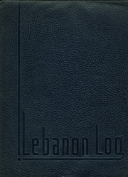 Mount Lebanon High School - Lebanon Log Yearbook (Pittsburgh, PA) online yearbook collection, 1945 Edition, Page 1