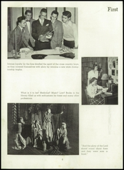 Page 10, 1946 Edition, Mount Lebanon High School - Lebanon Log Yearbook (Pittsburgh, PA) online yearbook collection