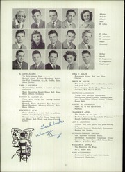 Page 16, 1947 Edition, Mount Lebanon High School - Lebanon Log Yearbook (Pittsburgh, PA) online yearbook collection