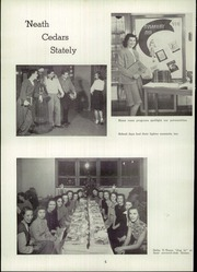Page 8, 1947 Edition, Mount Lebanon High School - Lebanon Log Yearbook (Pittsburgh, PA) online yearbook collection