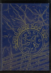 Mount Lebanon High School - Lebanon Log Yearbook (Pittsburgh, PA) online yearbook collection, 1950 Edition, Page 1