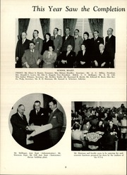 Page 10, 1950 Edition, Mount Lebanon High School - Lebanon Log Yearbook (Pittsburgh, PA) online yearbook collection