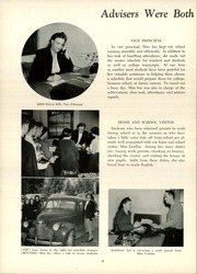 Page 12, 1950 Edition, Mount Lebanon High School - Lebanon Log Yearbook (Pittsburgh, PA) online yearbook collection