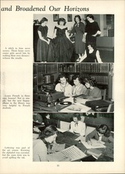 Page 17, 1950 Edition, Mount Lebanon High School - Lebanon Log Yearbook (Pittsburgh, PA) online yearbook collection