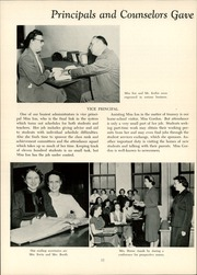 Page 14, 1951 Edition, Mount Lebanon High School - Lebanon Log Yearbook (Pittsburgh, PA) online yearbook collection