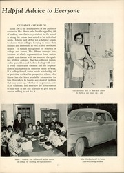 Page 15, 1951 Edition, Mount Lebanon High School - Lebanon Log Yearbook (Pittsburgh, PA) online yearbook collection