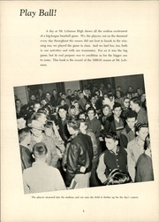 Page 8, 1951 Edition, Mount Lebanon High School - Lebanon Log Yearbook (Pittsburgh, PA) online yearbook collection