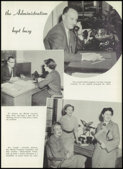 Page 11, 1955 Edition, Mount Lebanon High School - Lebanon Log Yearbook (Pittsburgh, PA) online yearbook collection