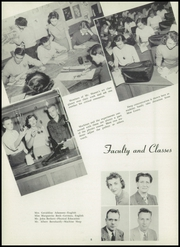Page 12, 1955 Edition, Mount Lebanon High School - Lebanon Log Yearbook (Pittsburgh, PA) online yearbook collection