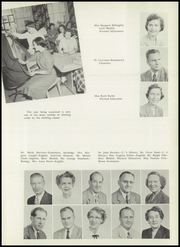 Page 13, 1955 Edition, Mount Lebanon High School - Lebanon Log Yearbook (Pittsburgh, PA) online yearbook collection