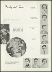 Page 15, 1955 Edition, Mount Lebanon High School - Lebanon Log Yearbook (Pittsburgh, PA) online yearbook collection