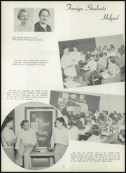 Page 16, 1955 Edition, Mount Lebanon High School - Lebanon Log Yearbook (Pittsburgh, PA) online yearbook collection
