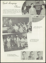 Page 17, 1955 Edition, Mount Lebanon High School - Lebanon Log Yearbook (Pittsburgh, PA) online yearbook collection