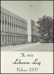 Page 7, 1955 Edition, Mount Lebanon High School - Lebanon Log Yearbook (Pittsburgh, PA) online yearbook collection