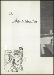 Page 8, 1955 Edition, Mount Lebanon High School - Lebanon Log Yearbook (Pittsburgh, PA) online yearbook collection