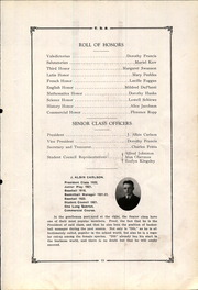 Page 15, 1922 Edition, Titusville High School - Optimist Yearbook (Titusville, PA) online yearbook collection
