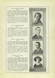Page 15, 1924 Edition, Titusville High School - Optimist Yearbook (Titusville, PA) online yearbook collection