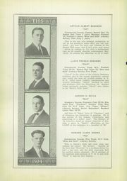 Page 16, 1924 Edition, Titusville High School - Optimist Yearbook (Titusville, PA) online yearbook collection