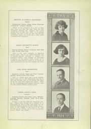 Page 17, 1924 Edition, Titusville High School - Optimist Yearbook (Titusville, PA) online yearbook collection