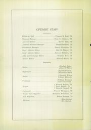 Page 6, 1924 Edition, Titusville High School - Optimist Yearbook (Titusville, PA) online yearbook collection