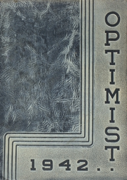 Page 1, 1942 Edition, Titusville High School - Optimist Yearbook (Titusville, PA) online yearbook collection