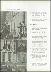 Page 16, 1942 Edition, Titusville High School - Optimist Yearbook (Titusville, PA) online yearbook collection