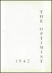 Page 5, 1942 Edition, Titusville High School - Optimist Yearbook (Titusville, PA) online yearbook collection