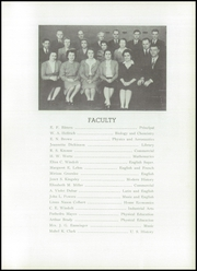 Page 11, 1945 Edition, Titusville High School - Optimist Yearbook (Titusville, PA) online yearbook collection