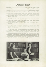 Page 9, 1950 Edition, Titusville High School - Optimist Yearbook (Titusville, PA) online yearbook collection