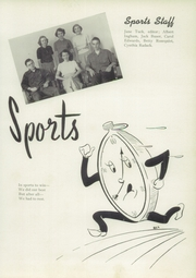 Page 17, 1951 Edition, Titusville High School - Optimist Yearbook (Titusville, PA) online yearbook collection