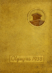 Trinity High School - Olympus Yearbook (Washington, PA) online yearbook collection, 1938 Edition, Page 1