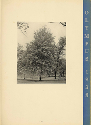 Page 11, 1938 Edition, Trinity High School - Olympus Yearbook (Washington, PA) online yearbook collection