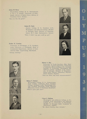 Page 15, 1938 Edition, Trinity High School - Olympus Yearbook (Washington, PA) online yearbook collection