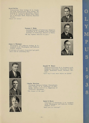 Page 17, 1938 Edition, Trinity High School - Olympus Yearbook (Washington, PA) online yearbook collection