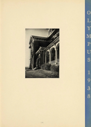 Page 5, 1938 Edition, Trinity High School - Olympus Yearbook (Washington, PA) online yearbook collection