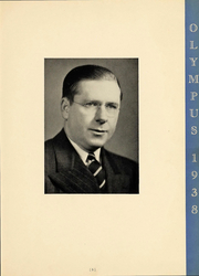 Page 7, 1938 Edition, Trinity High School - Olympus Yearbook (Washington, PA) online yearbook collection
