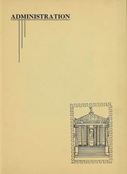 Page 9, 1938 Edition, Trinity High School - Olympus Yearbook (Washington, PA) online yearbook collection