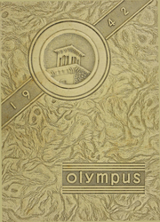 Trinity High School - Olympus Yearbook (Washington, PA) online yearbook collection, 1942 Edition, Page 1