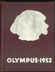 1952 Edition, Trinity High School - Olympus Yearbook (Washington, PA)