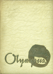 1954 Edition, Trinity High School - Olympus Yearbook (Washington, PA)